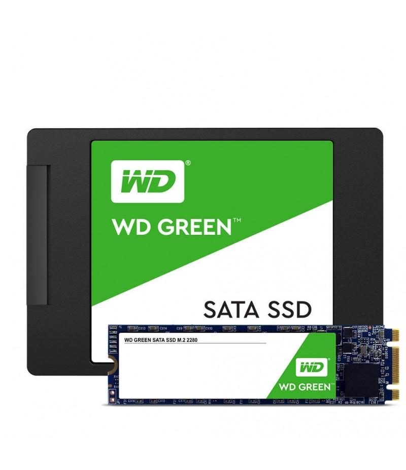 """SSD диск Western Digital Green 480GB SATA III 2.5"""" WDS480G2G0A"""