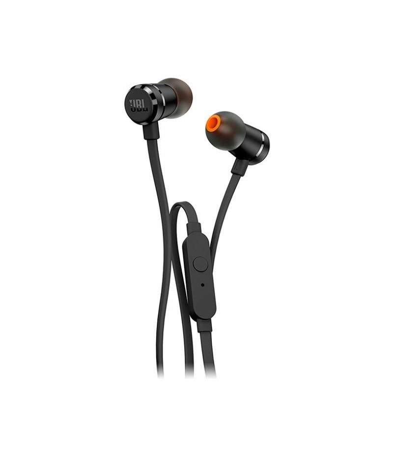 Слушалки JBL T290 BLK In-ear headphones JBLT290BLK