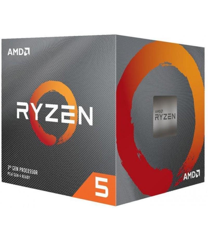 Процесор AMD RYZEN 5 3600X 4.4G Tray
