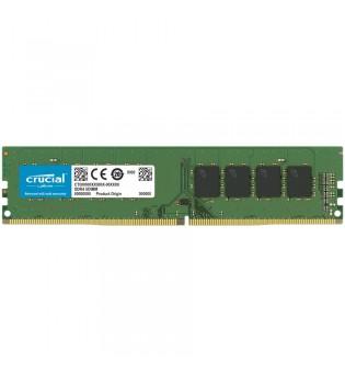 Памет Crucial 8GB DDR4-2666 UDIMM CT8G4DFRA266