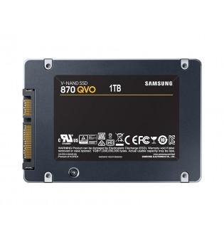 """SSD диск Samsung 870 QVO 1TB 2.5"""" SATA 3 MZ-77Q1T0BW"""