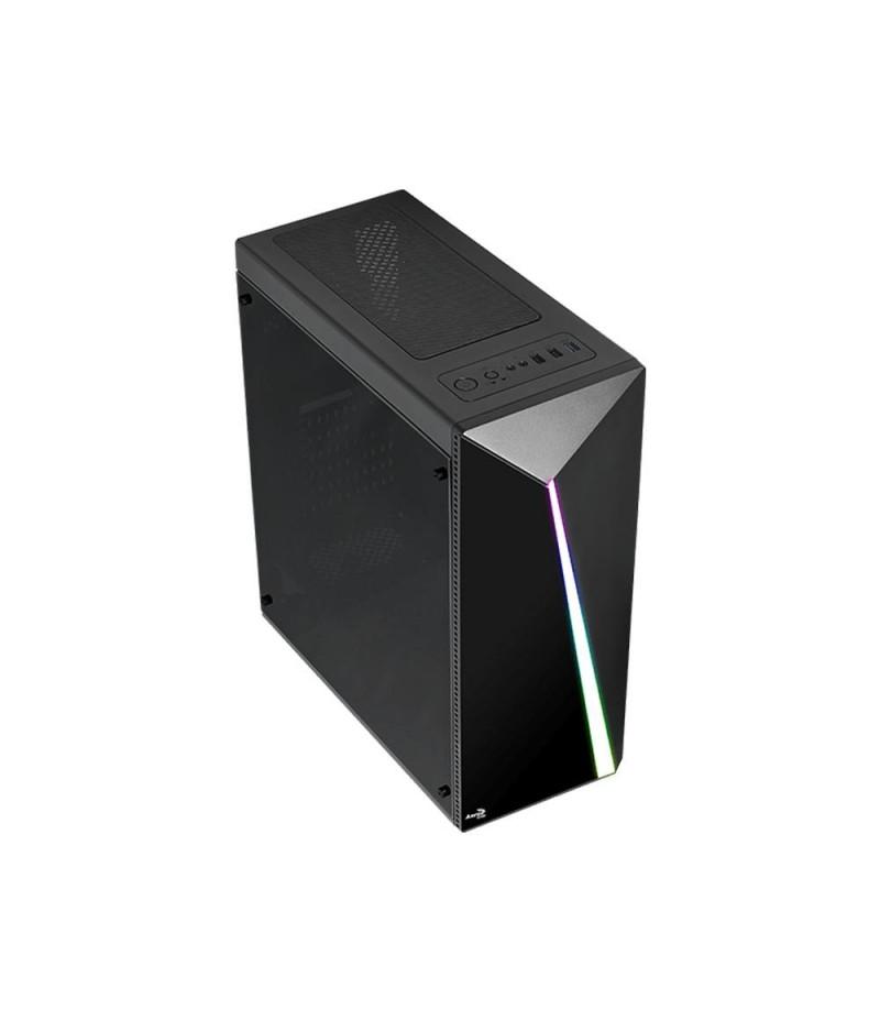 Кутия за настолен компютър Aerocool Shard SHARD-A-BK-V1 ATX mid tower