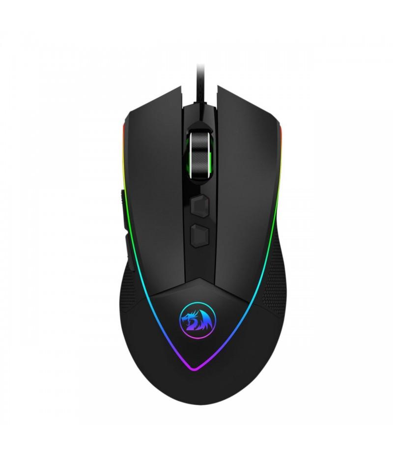Геймърска мишка RGB Redragon Emperor M909RGB-BK