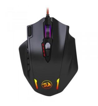 Геймърска мишка RGB Redragon Impact M908-BK