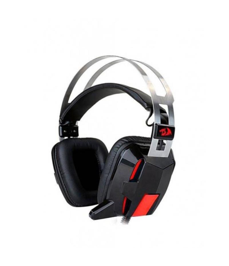 Геймърски слушалки с микрофон Redragon Lagopasmutus 2 H201-1-BK