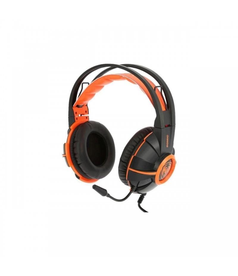 Геймърски слушалки с микрофон Somic G905-BK