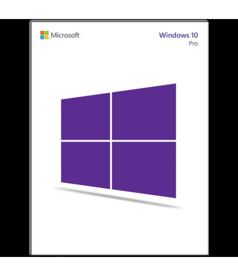 Операционна система Win 10 Pro 64Bit Eng Intl 1pk DSP OEI DVD FQC-08929