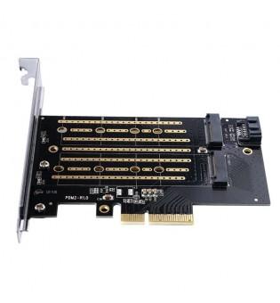 M.2 PCI-Express адаптер Orico PDM2