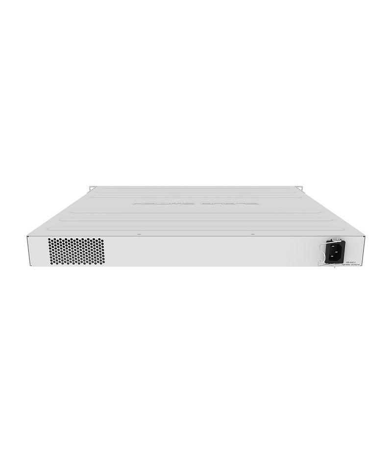 48-портов Gigabit облачен рутер Mikrotik CRS354-48P-4S+2Q+RM