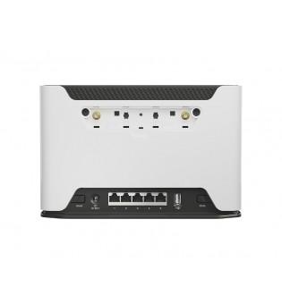2-лентов рутер Mikrotik Chateau LTE12 RBD53G-5HacD2HnD-TC&EG12-EA с LTE поддръжка