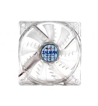 Oхладител за кутия Zalman ZM-F3 LED SF Син 120 мм