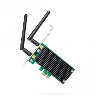 Двучестотна PCI Express безжична мрежова карта TP-Link Archer T4E AC1200
