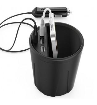Зарядно за кола Orico UCH-C2 с 3 USB порта