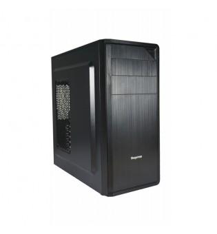 Кутия за настолен компютър Segotep S3 с включено захранване 500W