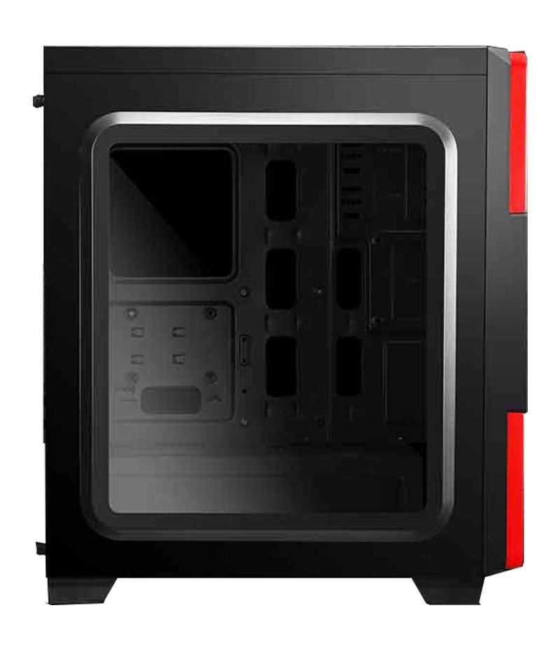 Кутия за настолен компютър Segotep Halo 3 Mid Tower