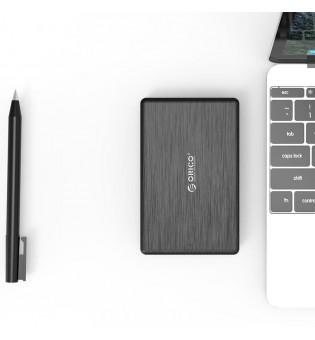"Кутийка за 2.5"" HDD/SSD дискове Orico 2578C3-G2-BK USB 3.1 Type-C"