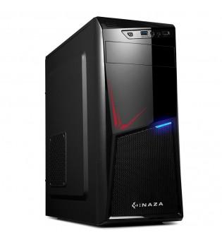 Кутия за настолен компютър Inaza Sys-Pro ATX mid tower черна