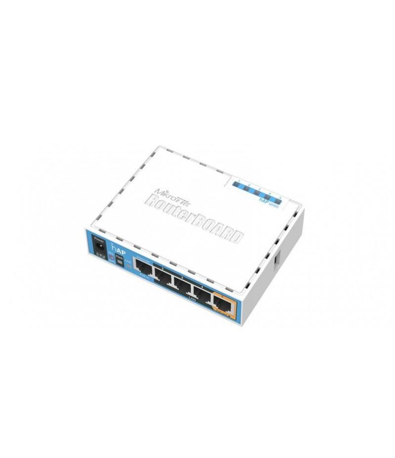 Точка за достъп Mikrotik hAP RB951UI-2ND