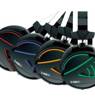 Геймърски слушалки Gamdias RGB Hebe E1 HEBE-E1