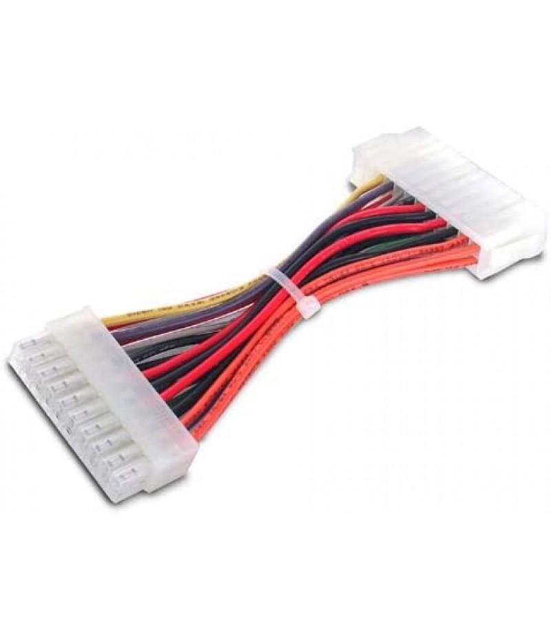 ATX захранващ кабел 20-PIN към 24-PIN