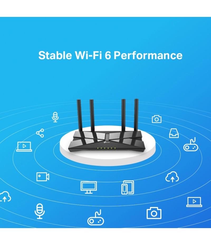 2-лентов Gigabit wi-fi 6 рутер TP-Link Archer AX10 AX1500