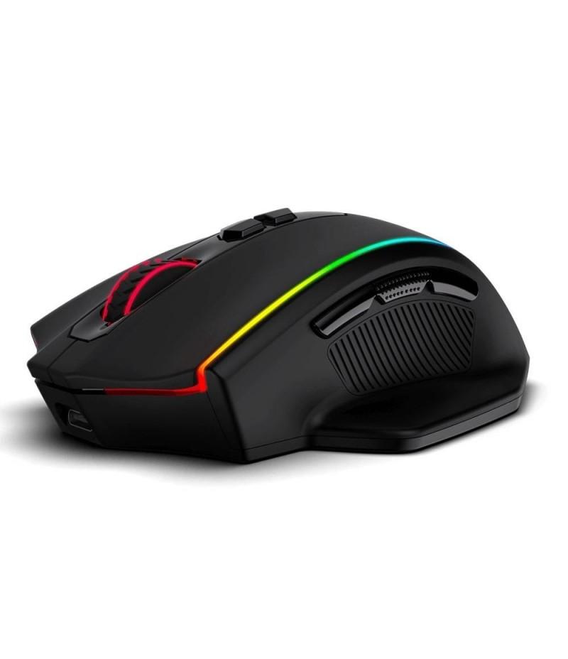 RGB безжична/кабелна мишка Redragon Vampire Elite M686RGB-BK