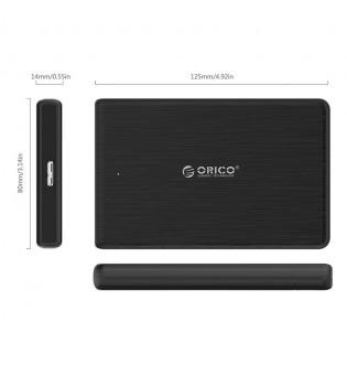 Кутия за диск Orico 2189U3-BK USB 3.0 Black