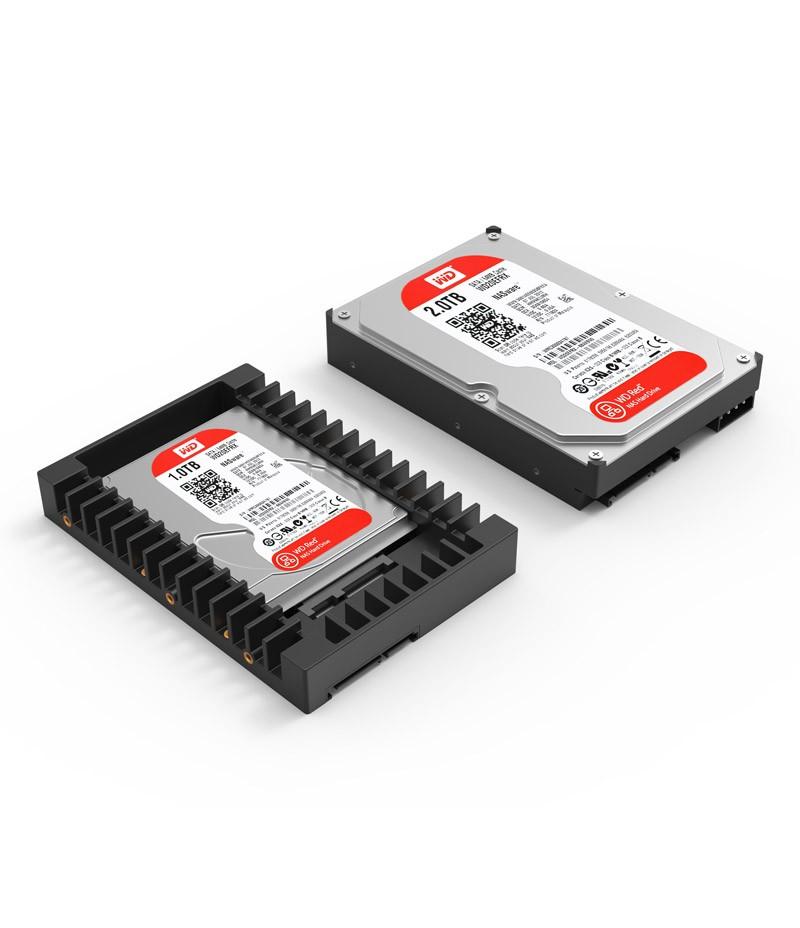Кутия ORICO 1125SS за 2.5-inch към 3.5-ich HDD/SSD дискове