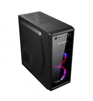Кутия за настолен компютър Inaza Katana ATX mid tower черна