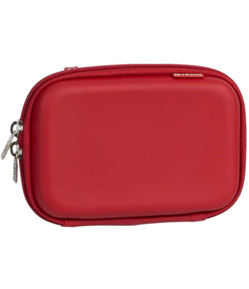 Калъф за външен хард диск Rivacase 9101 червен