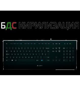 Клавиатура Logitech K280E БДС 920-005217