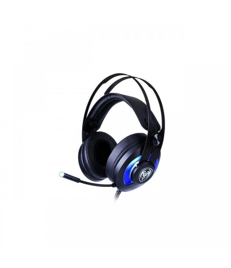 Геймърски слушалки с микрофон Somic G200-BK черни