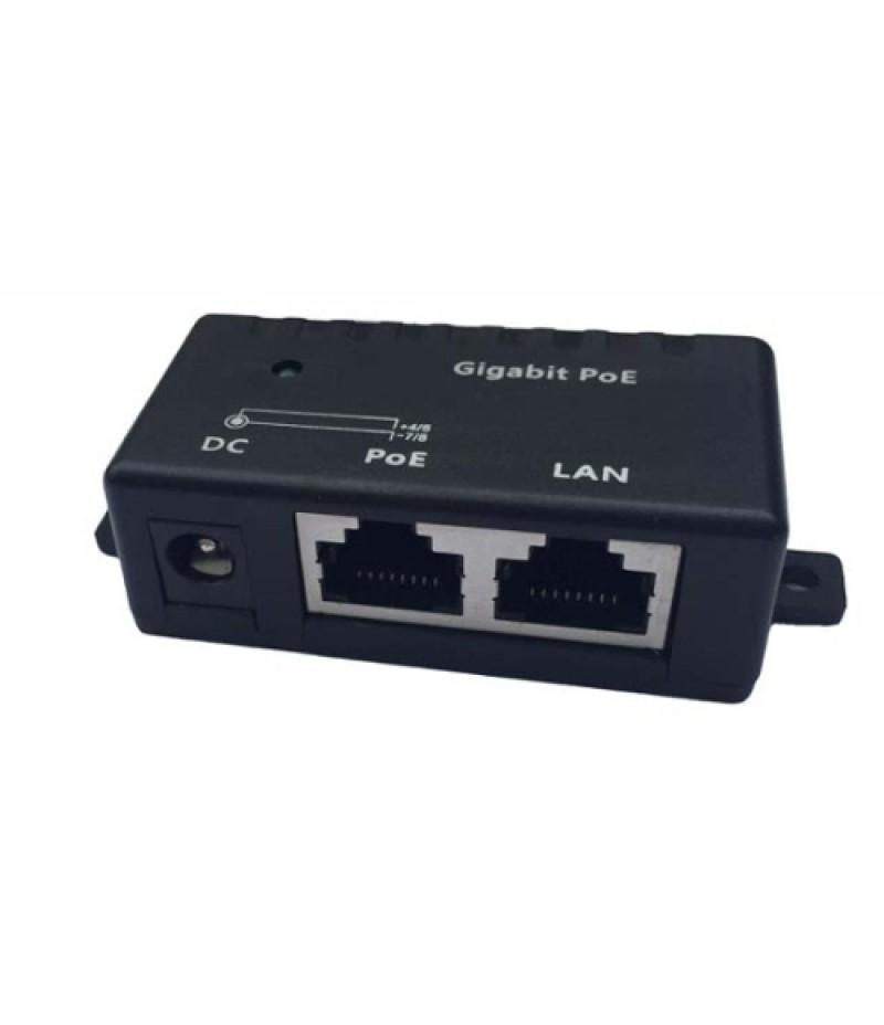 PoE гигабит инжектор MIKROTIK ADA-GPOE-ALIX-RTB-LED