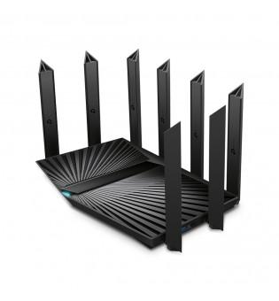3-лентов Wi-Fi 6 рутер TP-Link Archer AX90 AX6600