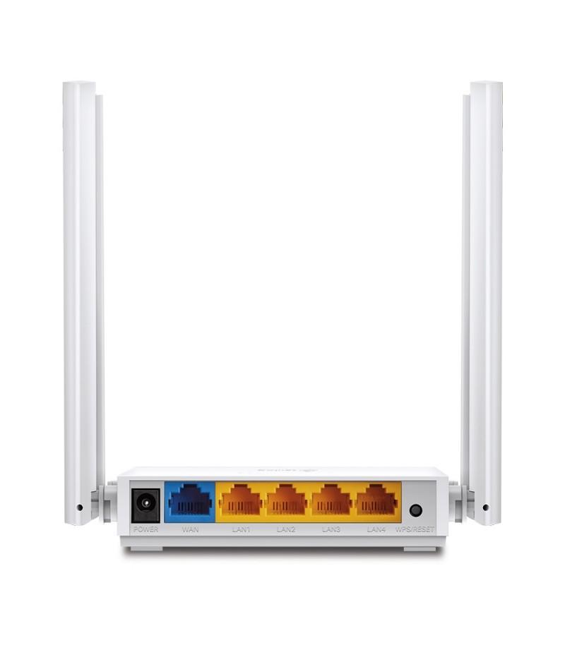 2-лентов безжичен рутер TP-Link Archer C24 AC750