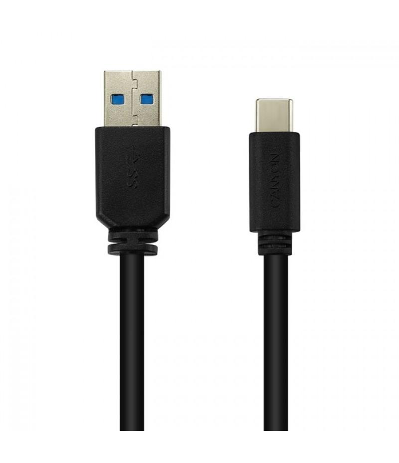 Кабел Canyon Type C USB 3.0 standard cable Power & Data CNE-USBC4B