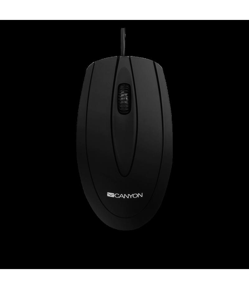 Оптична USB мишка CANYON CNE-CMS1
