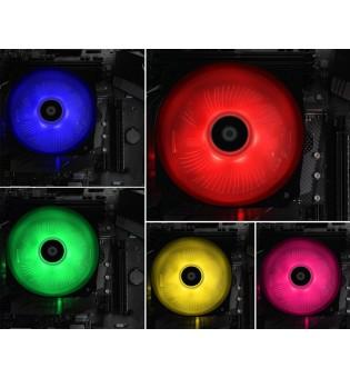 RGB охладител за Intel/AMD процесори ID-Cooling DK-03 DK-03-RGB-PWM