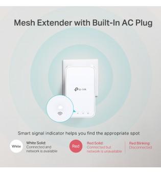 Безжична Wi-fi система TP-Link Deco M3(2-pack) AC1200