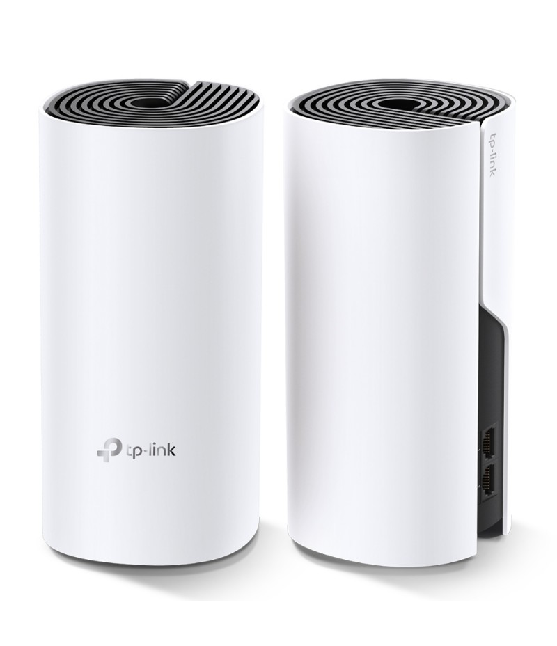 Безжична Wi-fi система TP-Link Deco M4 AC1200 (2-pack)