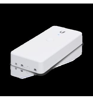 Външен оптичен PoE медиен конвертор Ubiquiti FiberPoE F-POE-G2