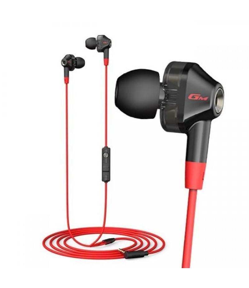 Слушалки in-ear Edifier GM2-SE червено-черни