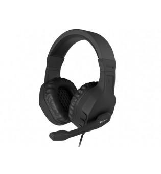 Геймърски слушалки с микрофон Argon 200 Black Stereo NSG-0902