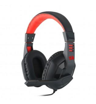 Геймърски слушалки с микрофон Redragon Ares H120-BK