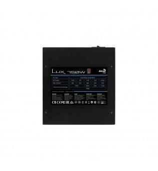 Захранващ блок Aerocool LUX-750W 80 Plus Bronze