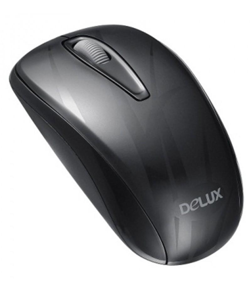 Безжична мишка Delux M107GX+G07UF