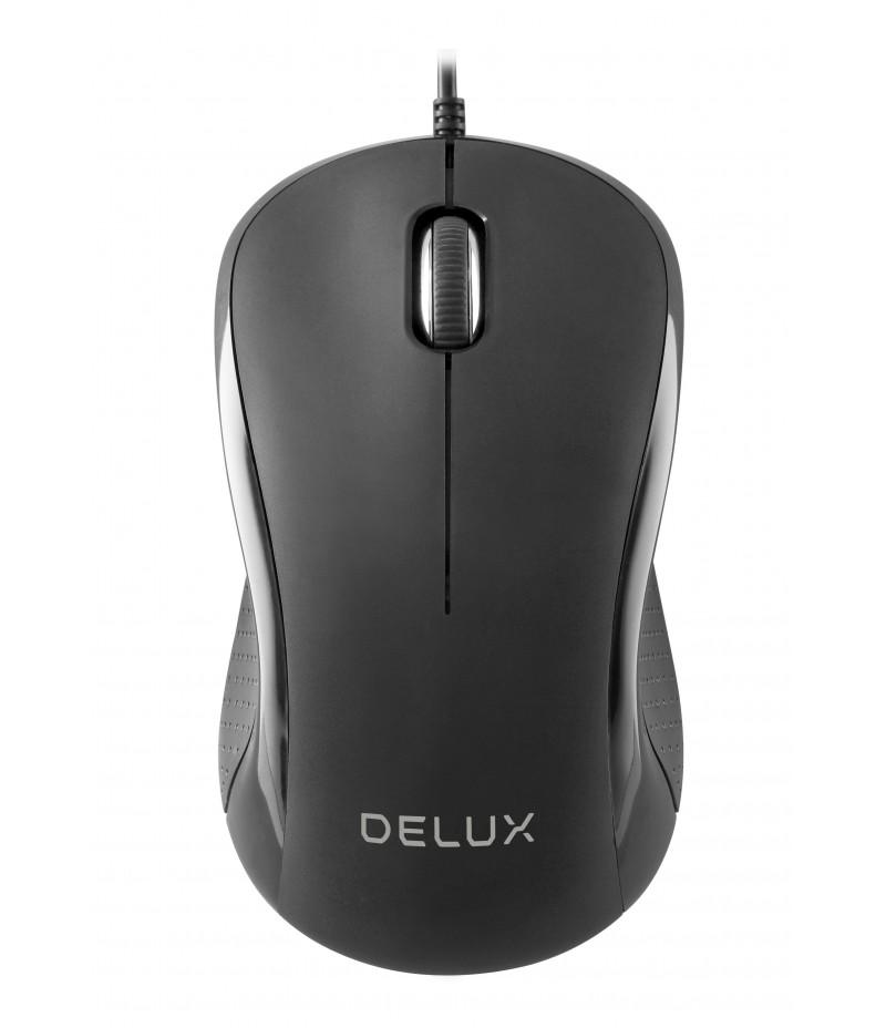 Мишка Delux DLM-391 USB