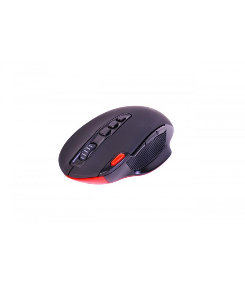 Геймърска безжична мишка Redragon Shark 2 M688-1-BK LED подсветка