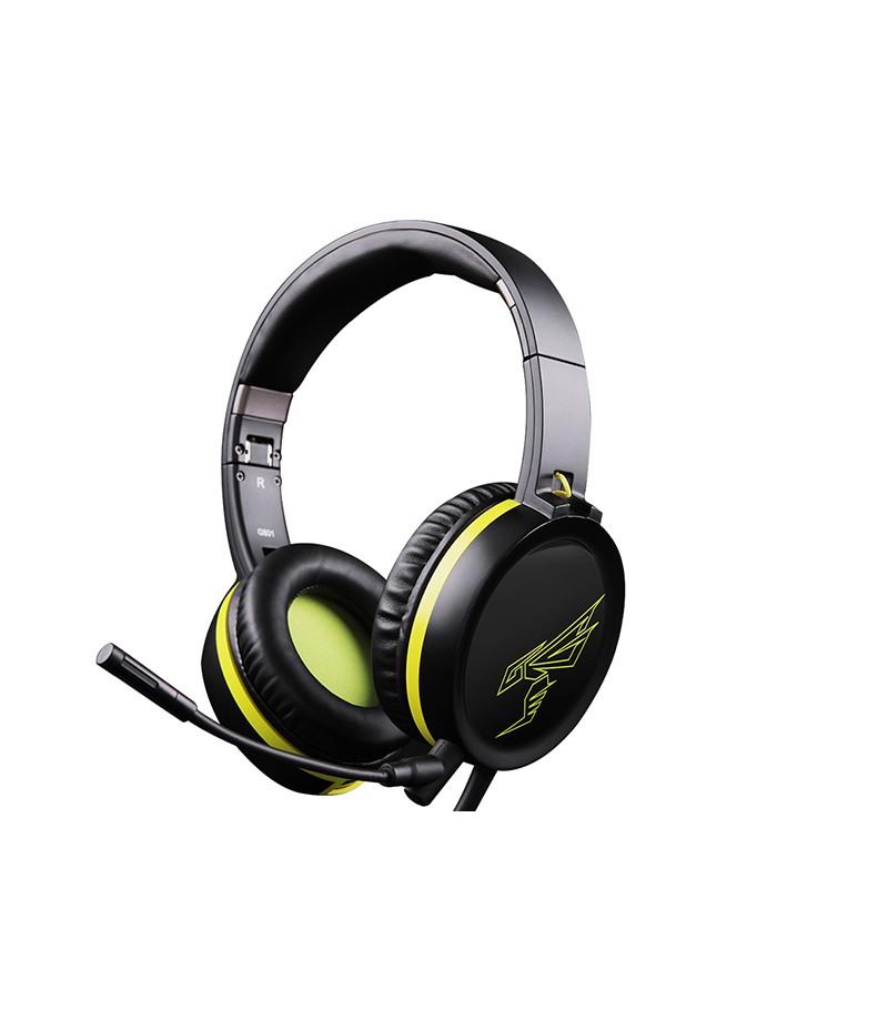 Геймърски слушалки Somic G801 Black