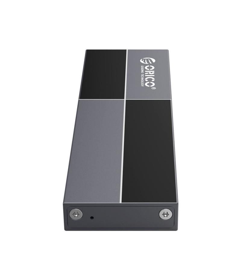 USB Type-C NVMe M.2 SSD кутийка за диск Orico PFM2-C3-GY